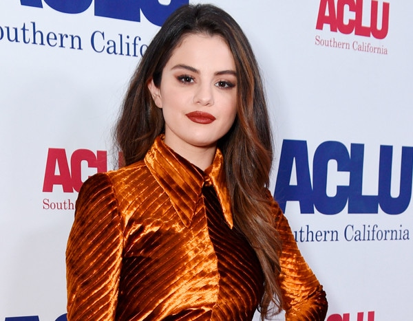 Selena Gomez Sets the Red Carpet Ablaze With Her Latest Ensemble