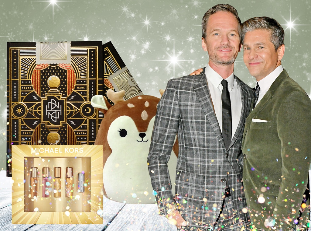 E-Comm: Holiday Gift Guide, Neil Patrick Harris, David Burtka