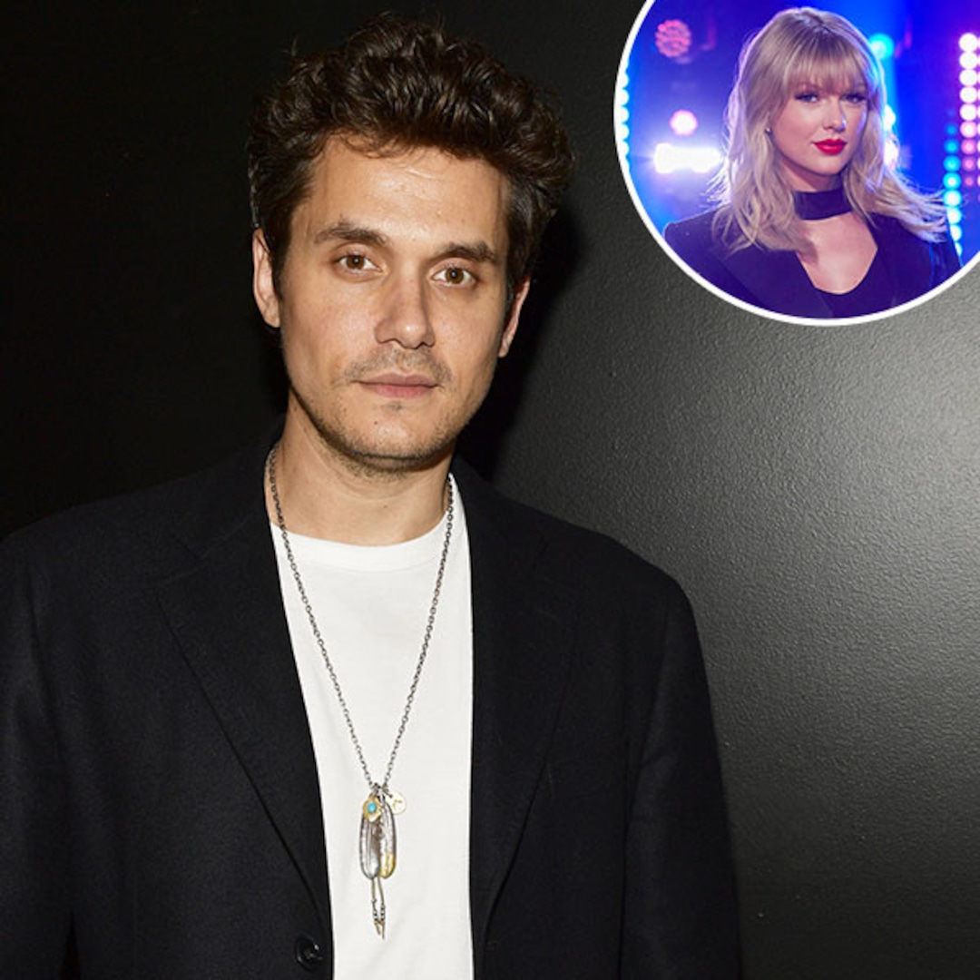 Hear John Mayer Put His Own Spin On Taylor S Swift S Lover E Online