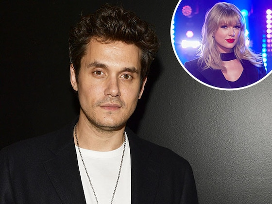 "Watch John Mayer Put His Own Spin on Taylor's Swift's ""Lover"""