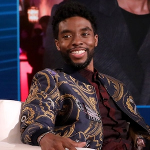 Chadwick Boseman, The Ellen DeGeneres Show 2019