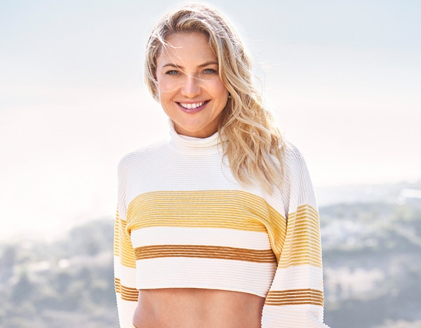 Kate Hudson Says She Has a 'Real Teammate' Thanks to Danny Fujikawa - E! Online