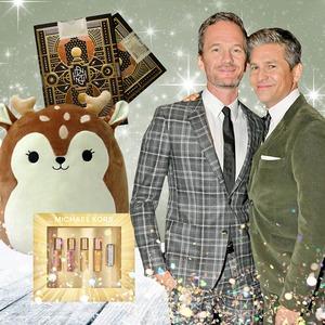 E-Comm: Holiday Gift Guide, Neil Patrick Harris, David Burtka