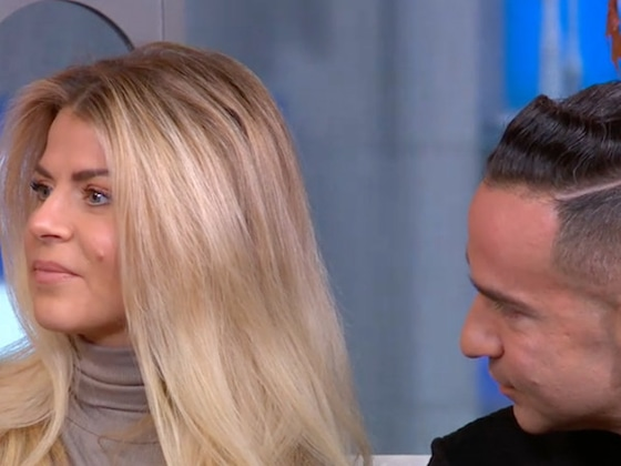 """Mike """"The Situation"""" Sorrentino's Wife Lauren Shares She Suffered a Miscarriage"""