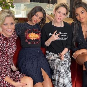 Elizabeth Banks, Kristen Stewart, Charlie's Angels