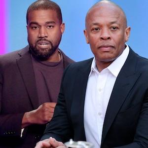 Kanye West, Dr Dre