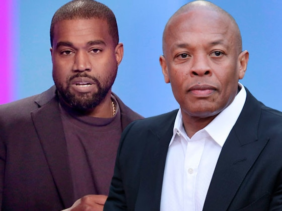 Kanye West Announces Joint Project With Dr. Dre <i>Jesus Is King II</i>