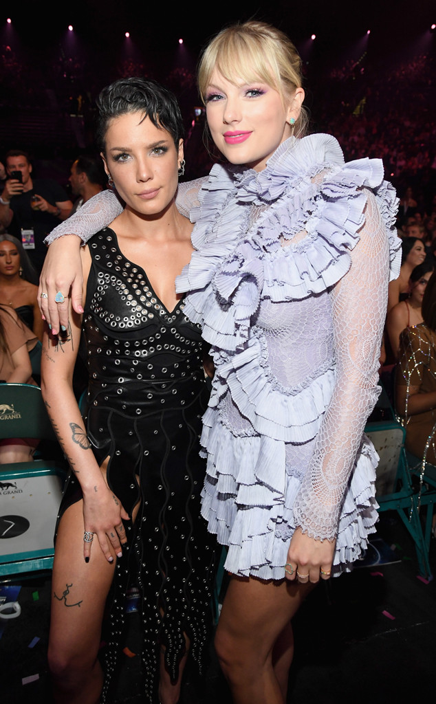 Halsey, Taylor Swift