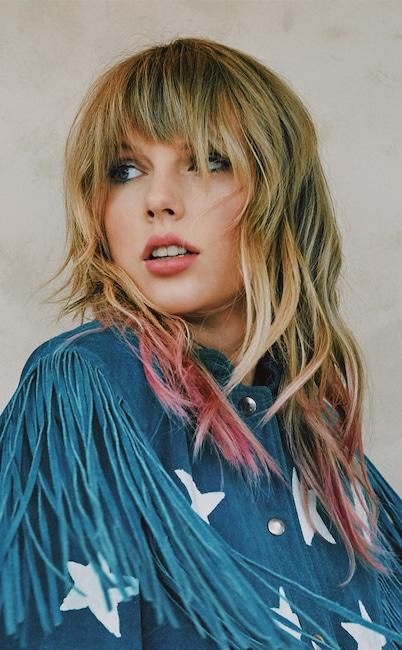 Taylor Swift, Billboard Woman of the Decade Award