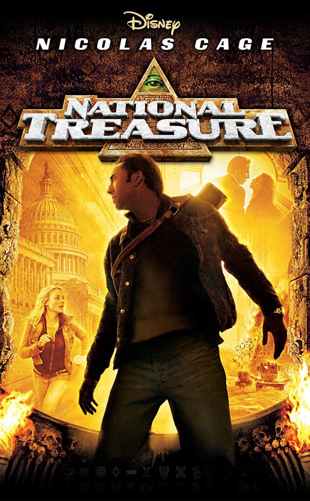 National Treasure, Poster