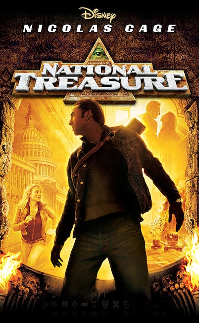 National Treasure, Poster