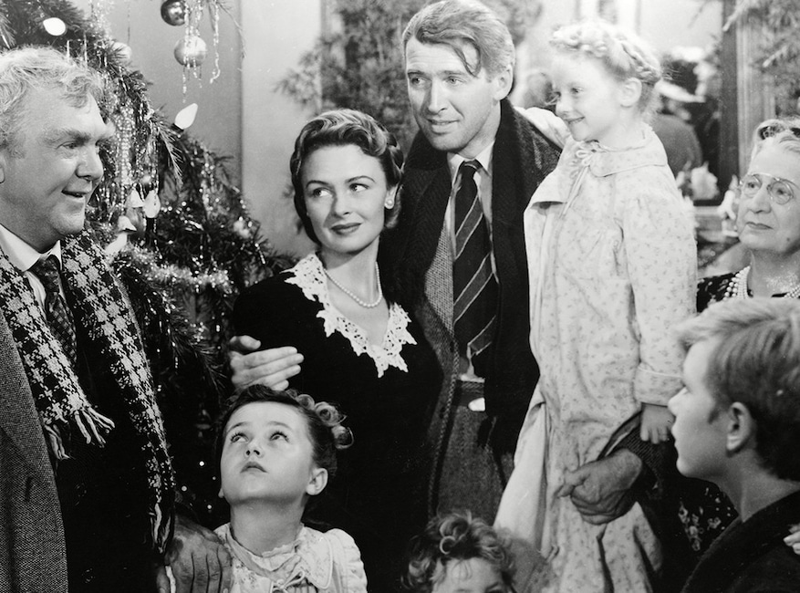 Holiday Movie Tournament - It's a Wonderful Life - 1946