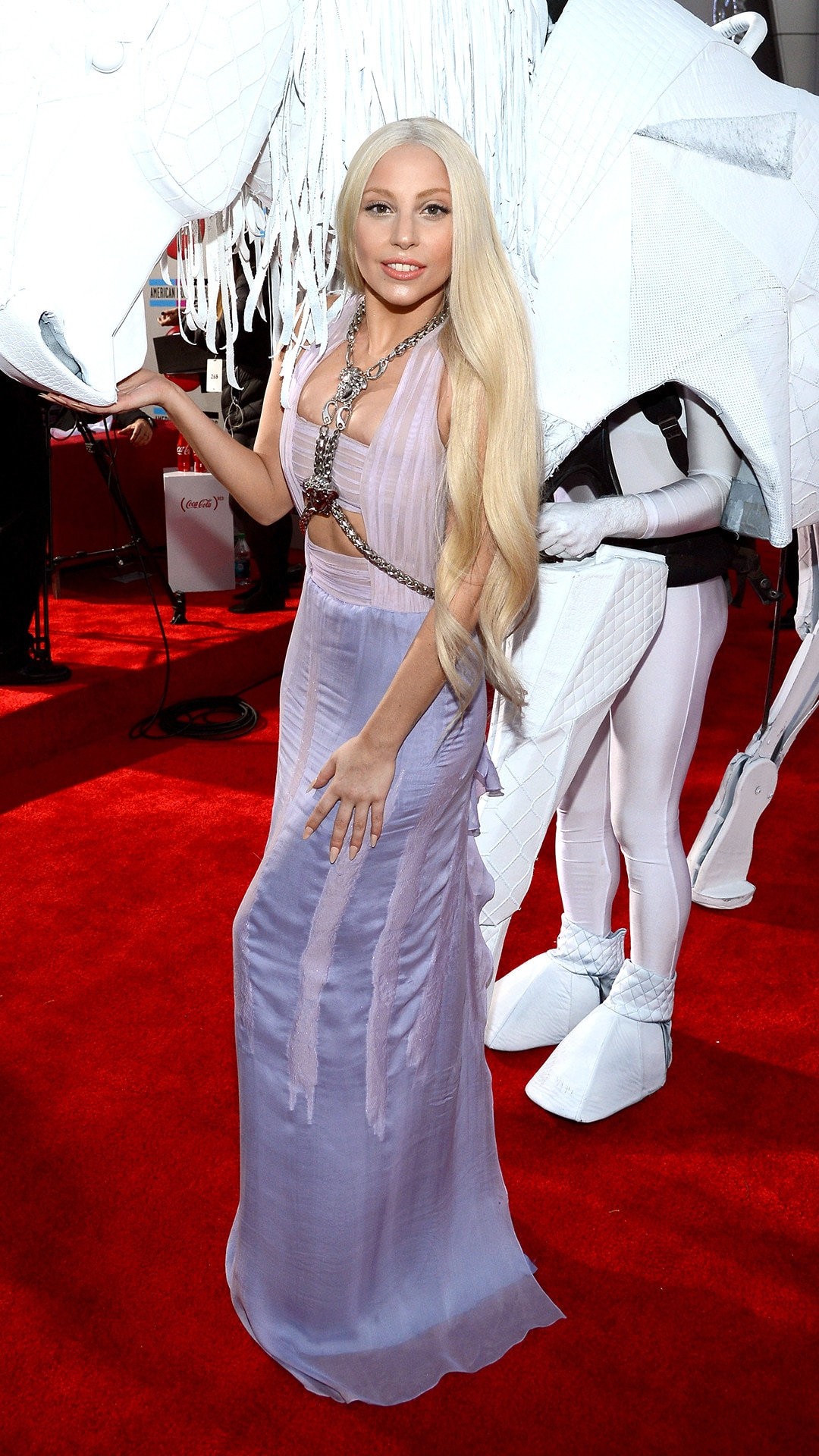 Lady Gaga, 2013 American Music Awards