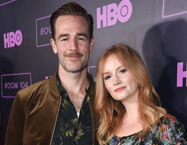 James Van Der Beek's Wife Kimberly Says She Almost Died After Suffering Miscarriage