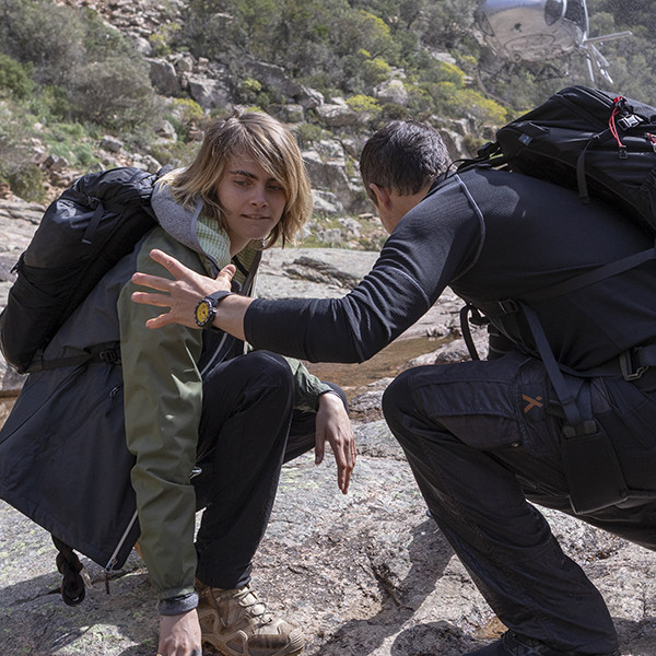 """Cara Delevingne Says She Felt Like She Was """"Selling Herself"""" To Belong in Running Wild First Look"""