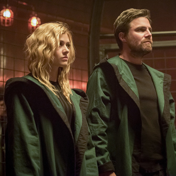 Arrow Is About to Dig Deep into Oliver and Mia's Relationship 15
