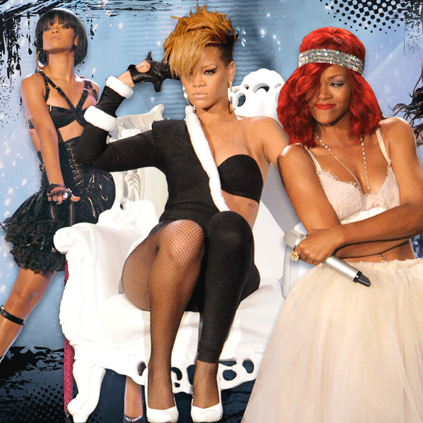 The Ultimate Ranking of Rihanna's 14 No. 1 Singles 4