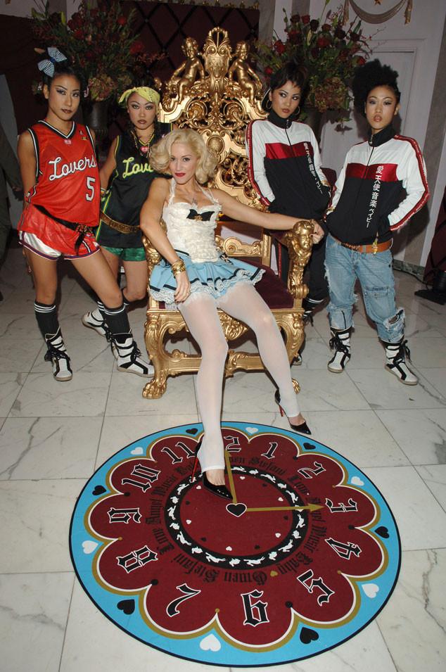 Gwen Stefani, Harajuku Girls