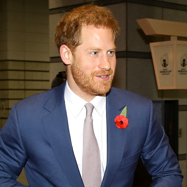 Prince Harry's Response When a Young Student Calls Him Handsome Will Melt Your Heart