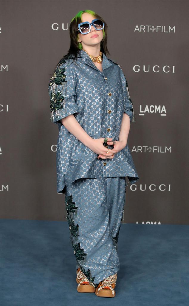 Billie Eilish, 2019 LACMA Art and Film Gala