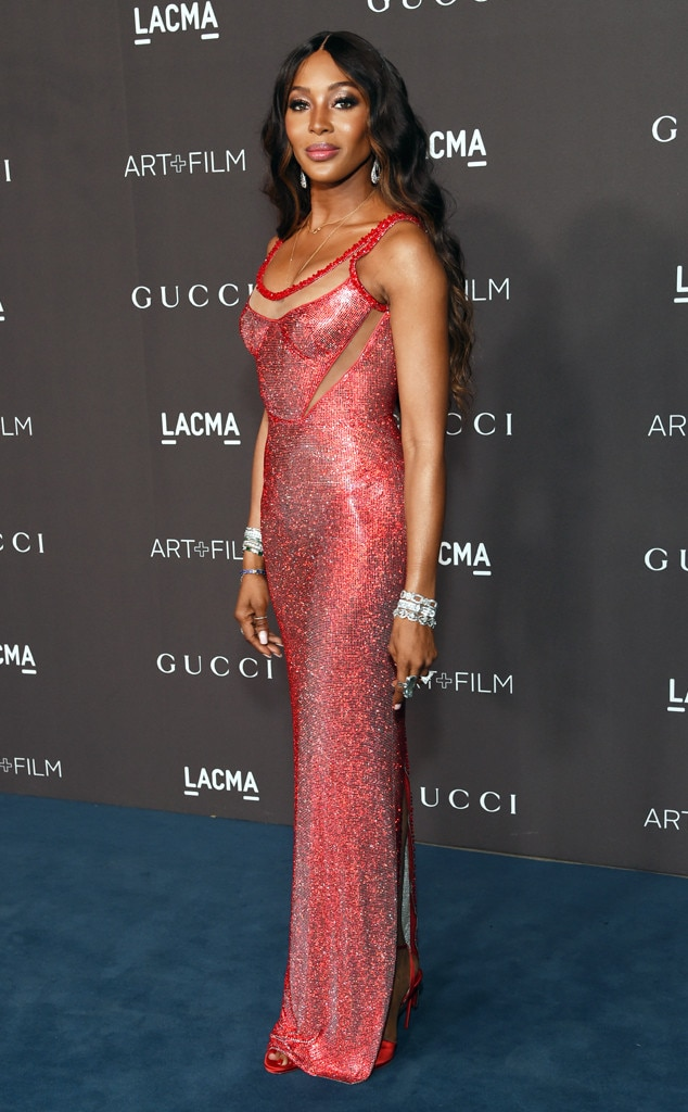Naomi Campbell, 2019 LACMA Art and Film Gala