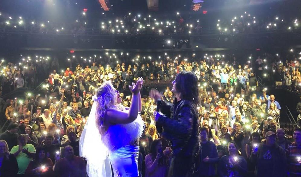 Trisha Paytas, Wedding, Las Vegas, Criss Angel, Instagram