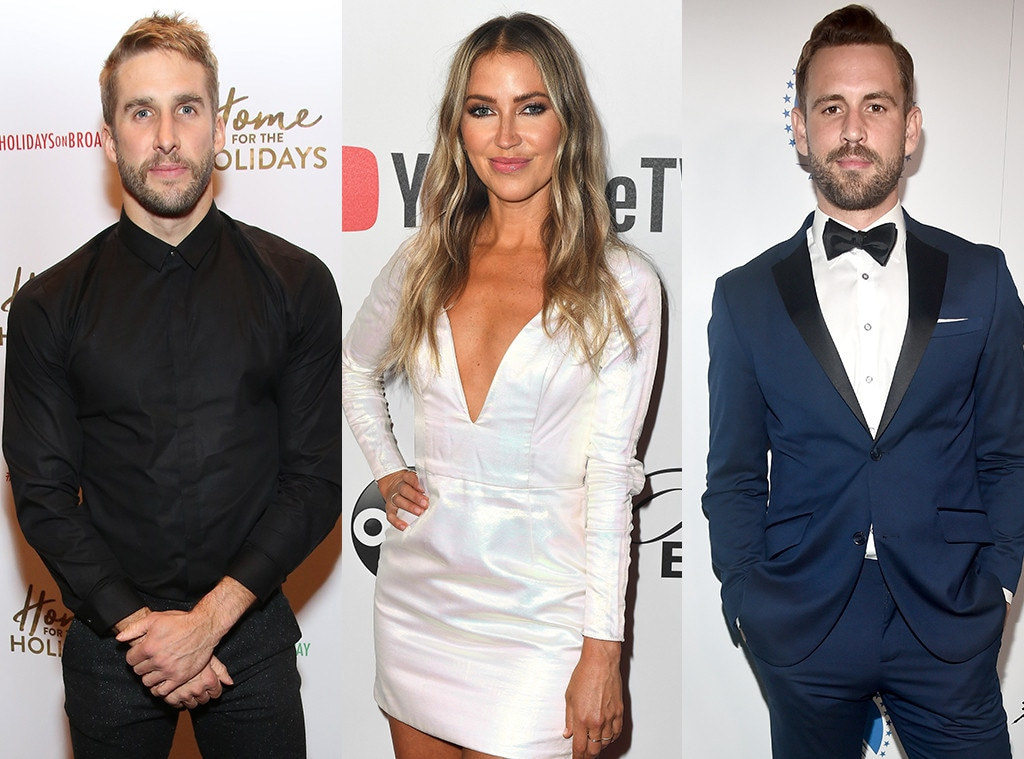 Shawn Booth, Kaitlyn Bristowe, Nick Viall