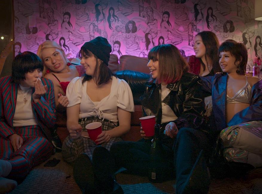 I'm with the Band: Nasty Cherry, Nasty Cherry, Charli XCX