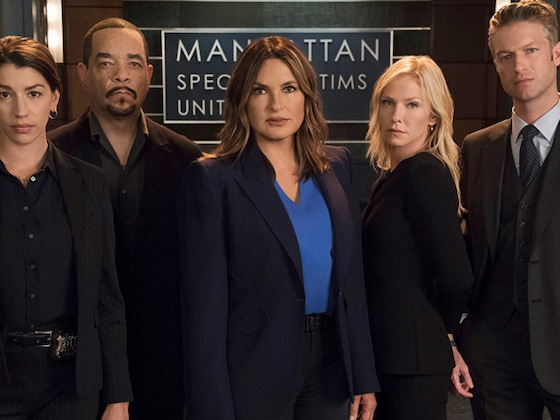 NBC Celebrating <I>Law and Order: SVU</i> Season 21 With Retrospective Special</I>
