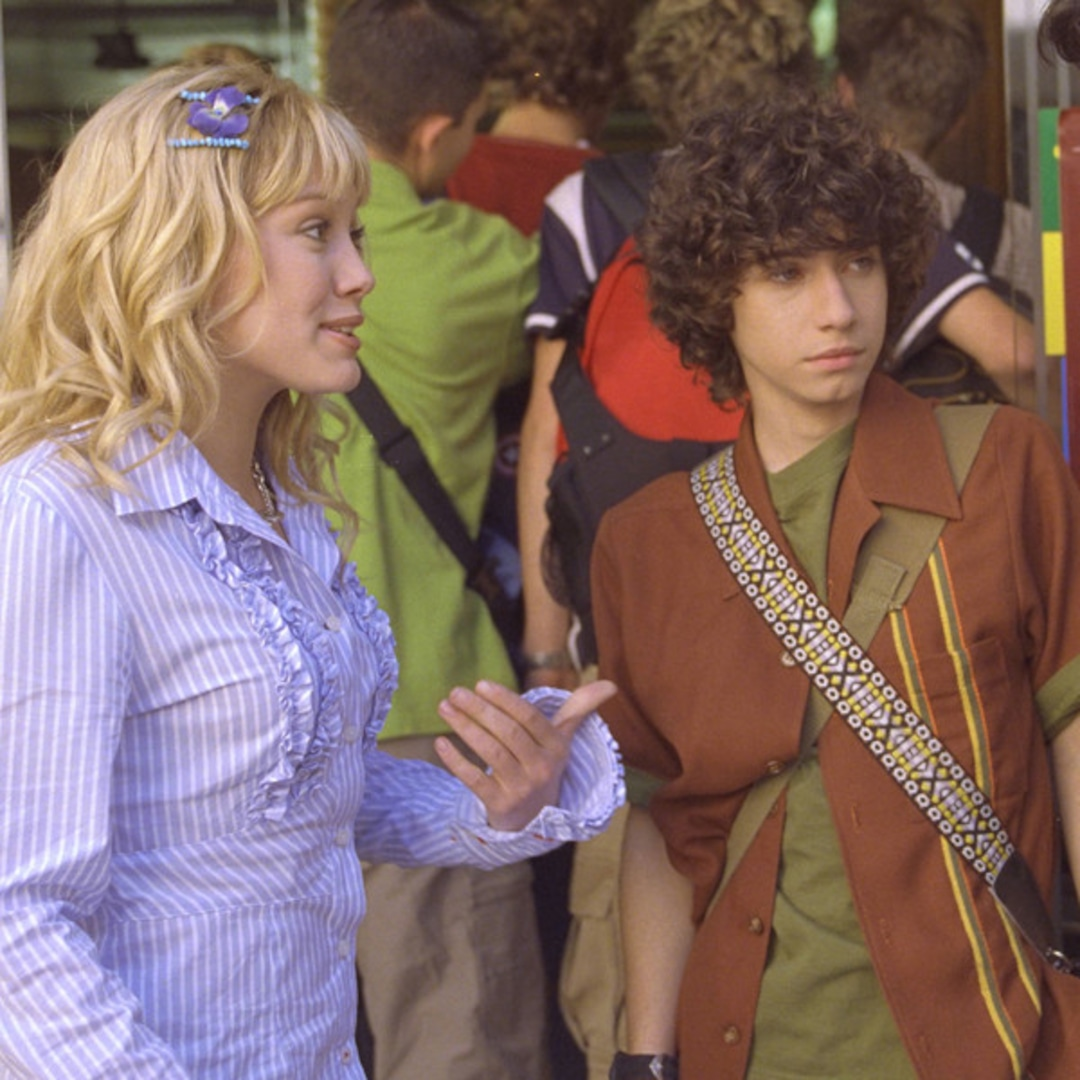 See the Lizzie McGuire Cast, Then and Now