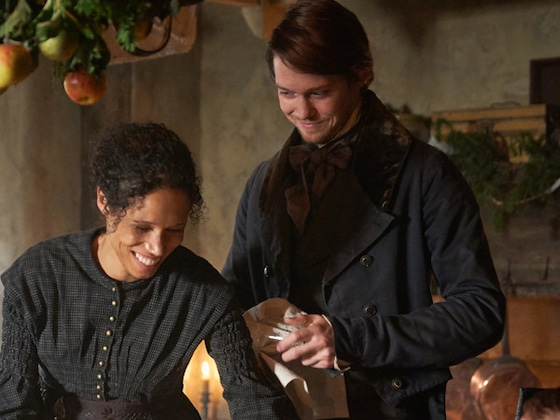 FX Puts a Dark Spin on <I>A Christmas Carol</I> With Joe Alwyn and Guy Pearce