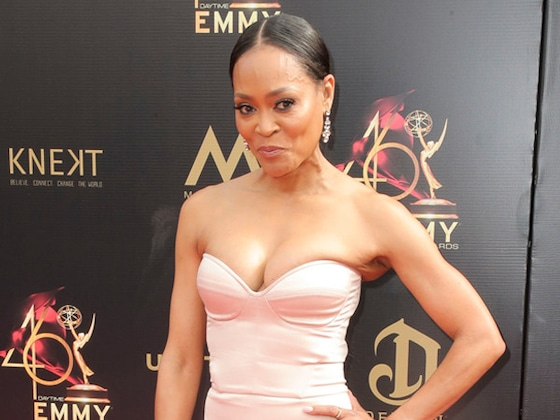 How Robin Givens Found Her Voice After Surviving Domestic Violence