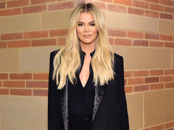 Khloe's Kardashian's All-Denim Outfit Will Give You Britney Spears Flashbacks