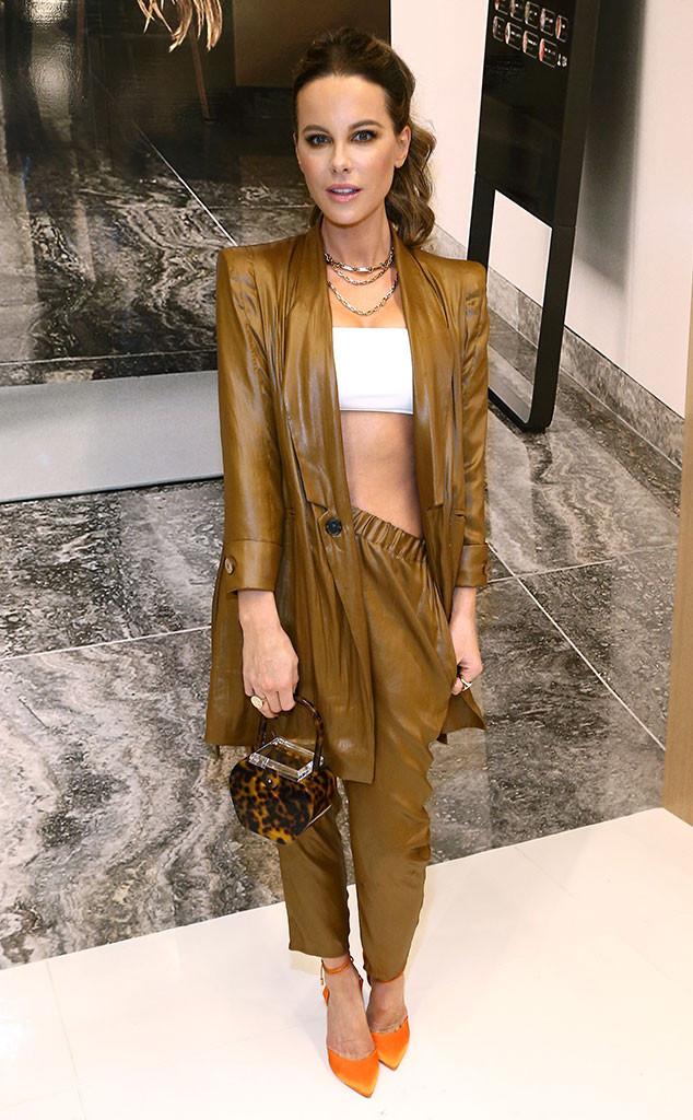 Kate Beckinsale, Fashion Police Widget