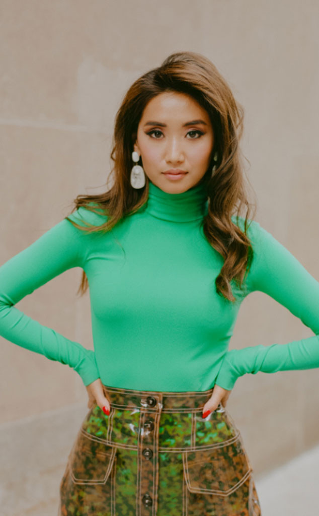 Brenda Song, Teen Vogue