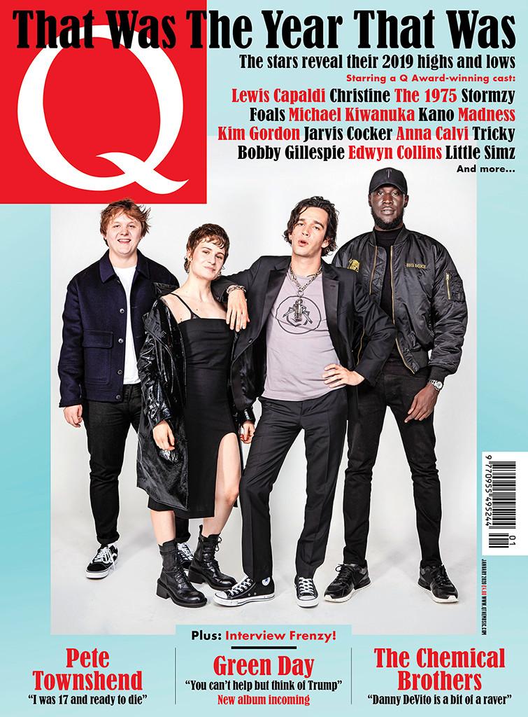 Q Magazine, January 2020