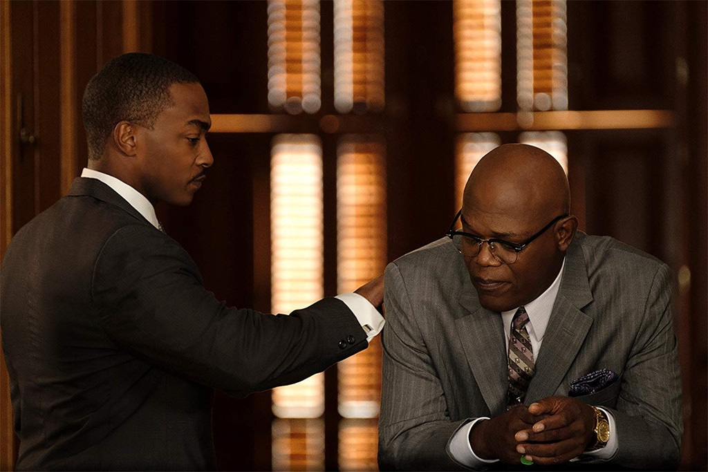 The Banker, Samuel L. Jackson, Anthony Mackie