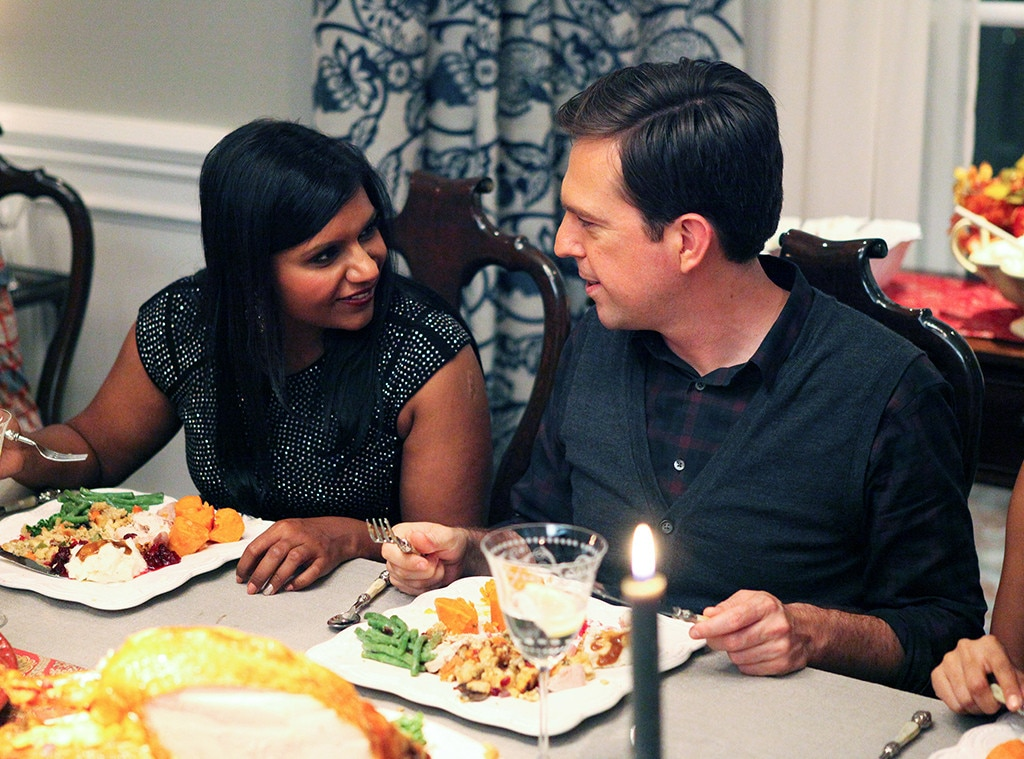 Thanksgiving Episodes - The Mindy Project: Thanksgiving