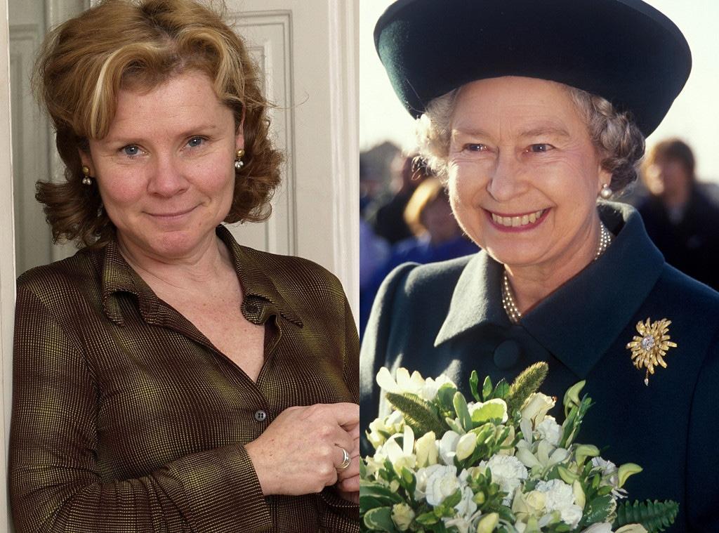 Imelda Staunton, Queen Elizabeth II