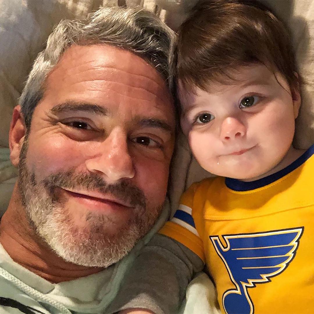 Andy Cohen, Son, Benjamin, Baby, Instagram