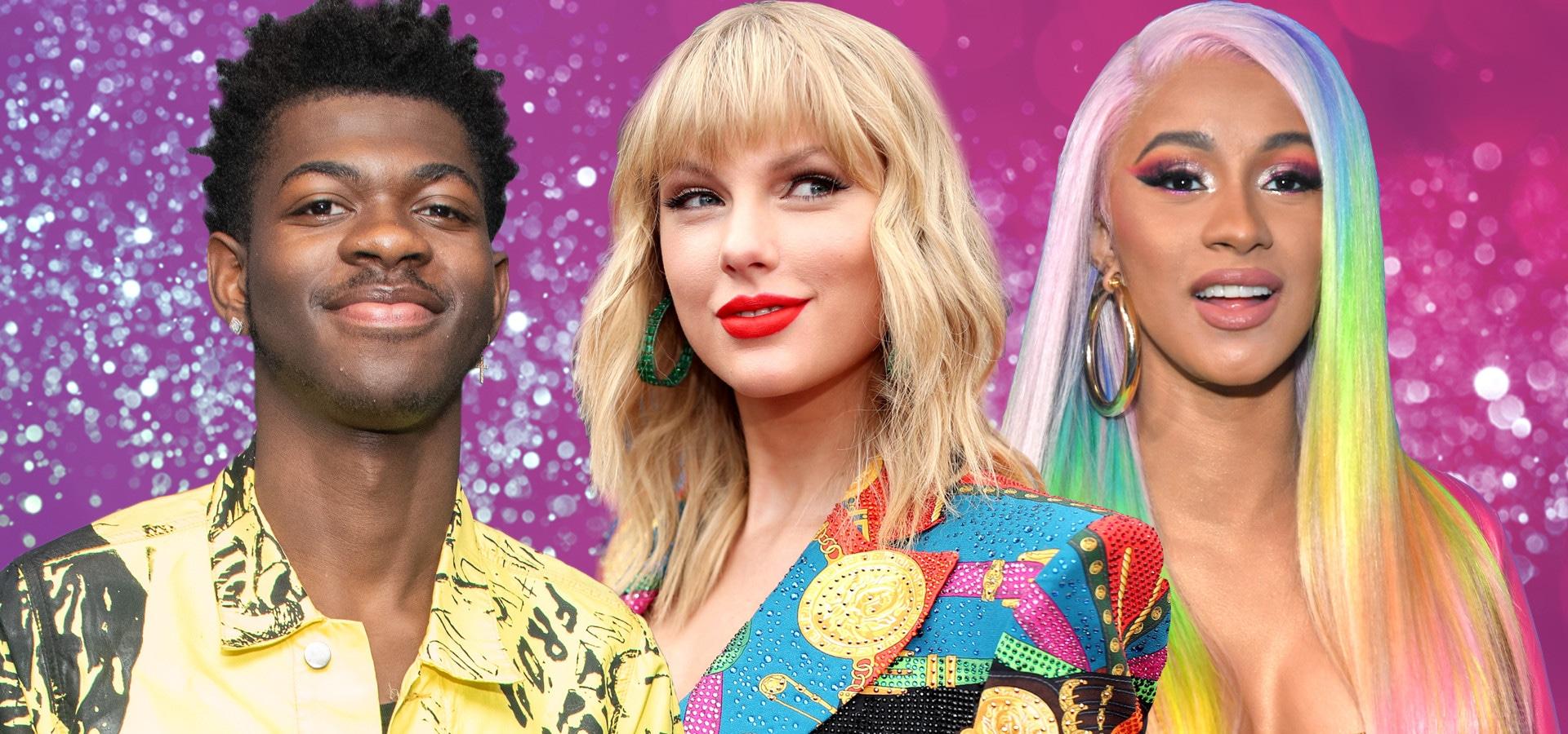 AMAs, 2019 American Music Awards, Large Teaser, Lil Nas X, Taylor Swift, Cardi B