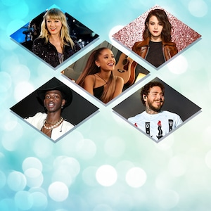AMAs, 2019 American Music Awards Nominees, Splits
