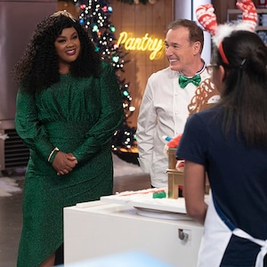 Nailed It Holiday 2, Nicole Byer, Jacques Torres