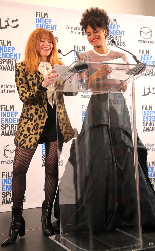 Natasha Lyonne, Zazie Beetz