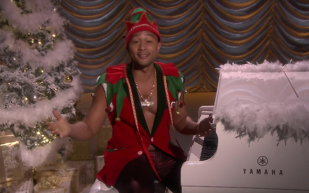 John Legend, Tonight Show