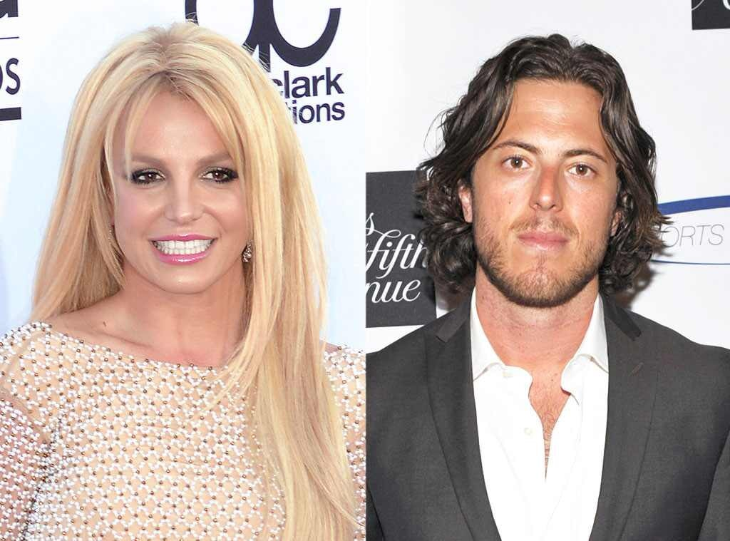 Britney Spears, Harry Morton
