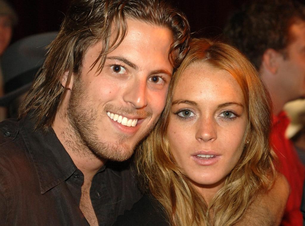 Lindsay Lohan, Harry Morton