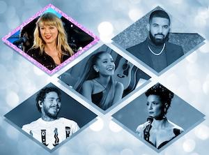 Artist Of The Year, Taylor Swift, 2019 AMAs Winners List