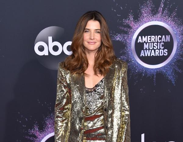 Resultado de imagen para Cobie Smulders american music awards 2019
