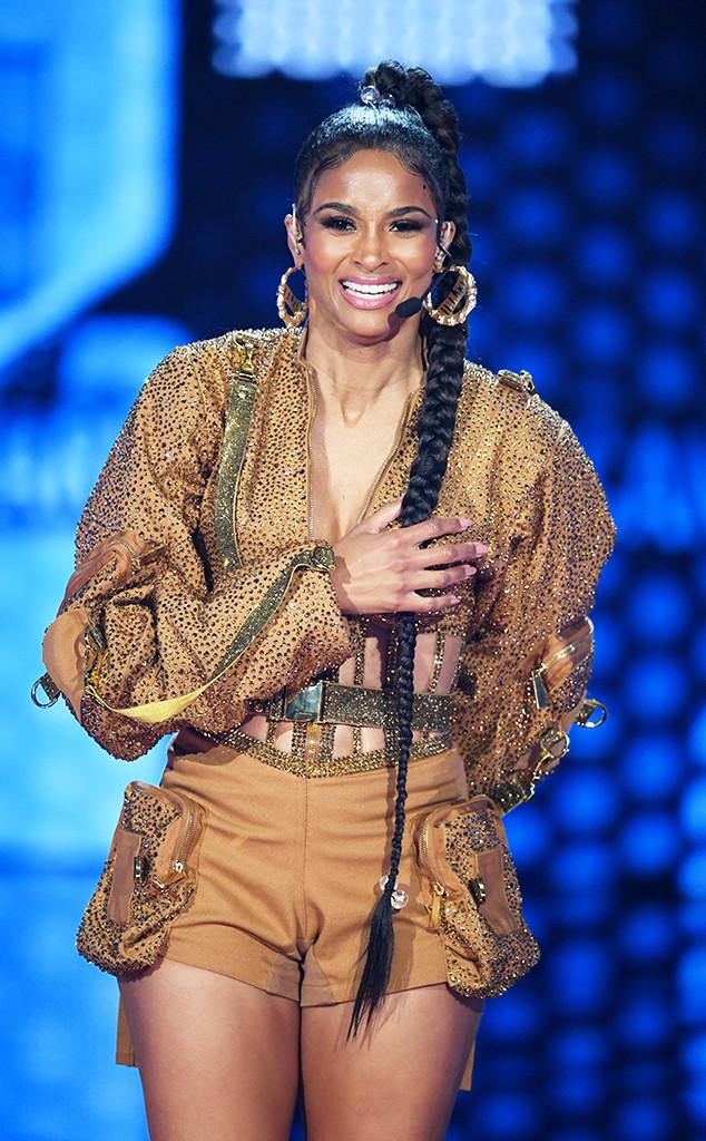Ciara, 2019 American Music Awards